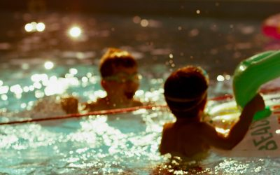 Summer's Here & The Pool is Cool!!  Let's Stay SAFE!